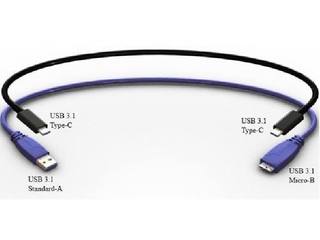 จับตา! การพัฒนาของ USB 3.1 Type - C มาตรฐานการเชื่อมต่อแบบใหม่ จะใช้ฝั่งไหนก็ได้