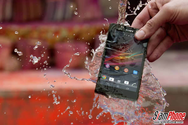 ทำความรู้จักกับมาตรฐานการกันน้ำกันฝุ่นในอุปกรณ์สมาร์ทโฟน (IP Code)