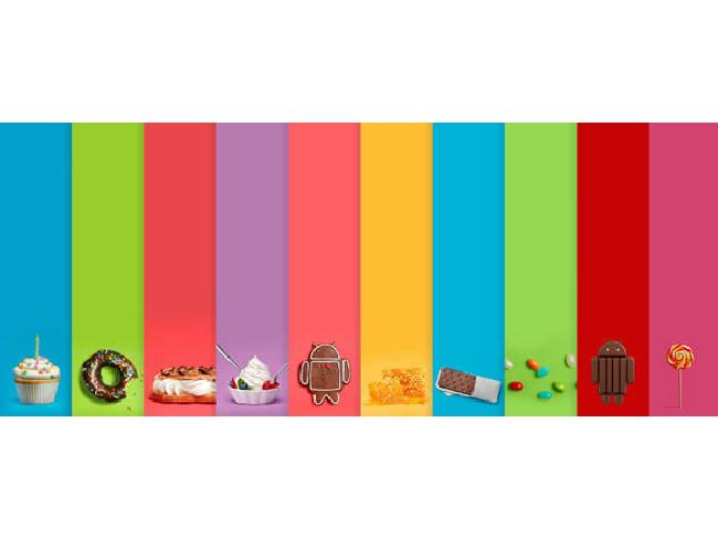 10 ฟีเจอร์เด่นของแอนดรอยด์แต่ละเวอร์ชั่น (ตั้งแต่ Android 1.5 Cupcake - 5.0 Lollipop)