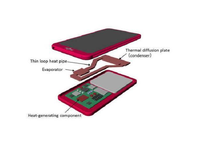 Fujitsu เผยโฉมเทคโนโลยีระบายความร้อนด้วยของเหลวสำหรับสมาร์ทโฟน