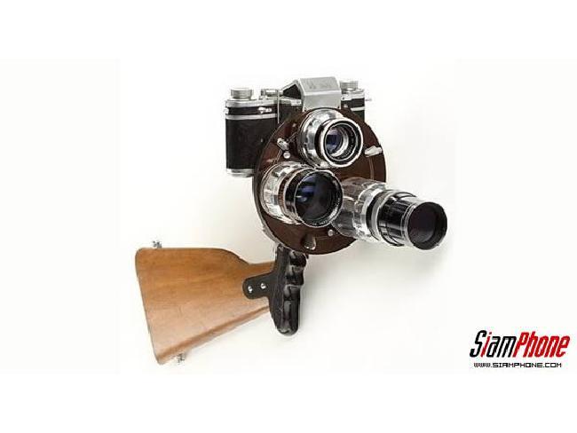 12 กล้อง 12 แบบในอดีต สุดยอดดีไซน์แปลกแหวกแนว