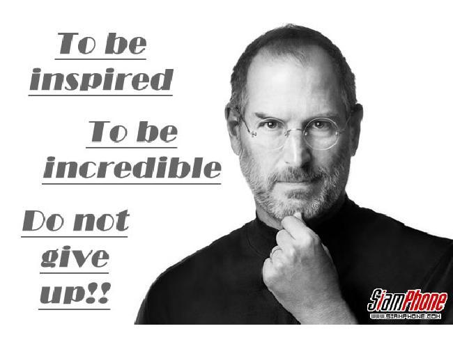 รวม 15 ประโยคเด็ดจาก Steve Jobs ที่เป็นได้ทั้งข้อคิด และแรงบันดาลใจ...?