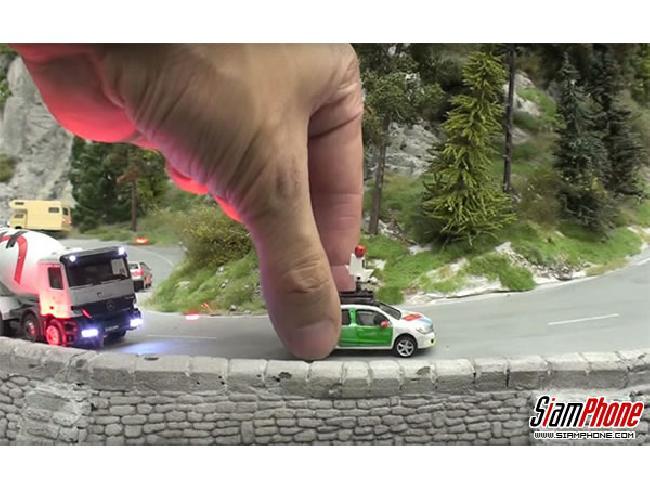 Google ส่งรถมินิติดตั้งกล้อง Street View ลุยเมืองจำลองที่ใหญ่ที่สุดในโลก!