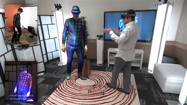 Microsoft เผยโฉมงานวิจัยเทคโนโลยี HoloLensPortation วาร์ปคนจริงเข้าสู่โลกเสมือน พร้อมสนทนาแบบรีลไทม์