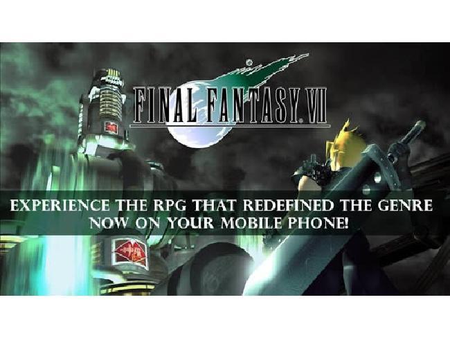 มาแล้ว! เกมส์ Final Fantasy VII เวอร์ชั่น Android