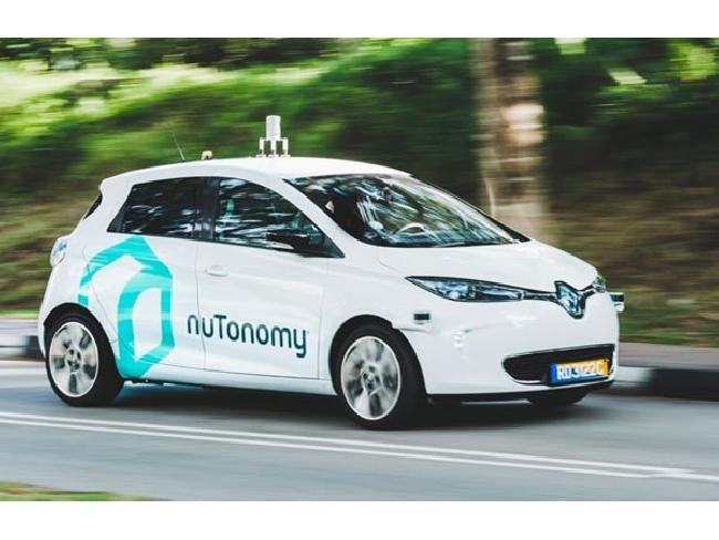 ยุคของเทคโนโลยี! สิงคโปร์เปิดตัวทดลองบริการแท็กซี่ไร้คนขับประเทศแรกในโลก