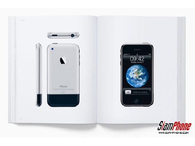 เปิดตัว Designed by Apple in California หนังสือรวมภาพสินค้าแอปเปิลตลอด 20 ปี สนนราคาเริ่มต้น 7,xxx บาท