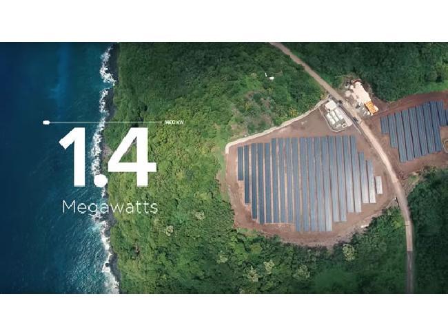 [เล่าสู่กันฟัง] เกาะ Ta'u อีกหนึ่งต้นแบบที่ใช้พลังงานแสงอาทิตย์ในการผลิตไฟฟ้า เปิดเส้นทางสู่ Smart City