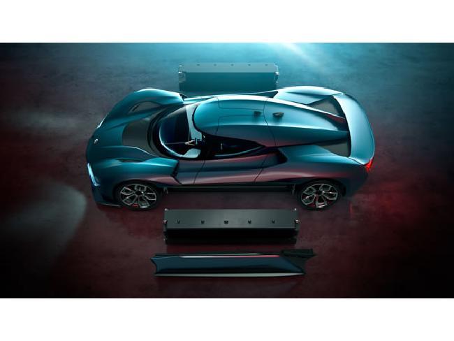 [ที่สุดในโลก] ทลายทุกขีดจำกัดของรถยนต์พลังงานไฟฟ้า NIO EP9 ทำลายสถิติเร็วแรงที่สุด 1360 แรงม้า