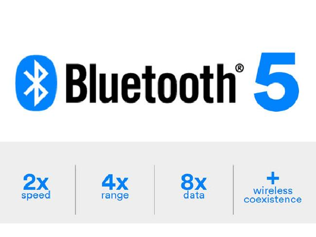 SIG เผยข้อกำหนดมาตรฐาน Bluetooth 5 ความเร็วเพิ่มขึ้น 2x, พิสัยเพิ่มขึ้น 4x, ส่งข้อมูลได้มากขึ้น 8x