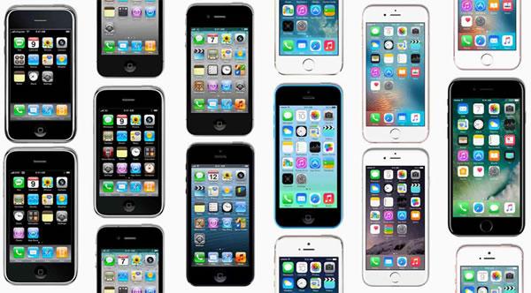 [ครบรอบ 10 ปี] Apple ฉลองความสำเร็จ iPhone กับรุ่นที่เปลี่ยนโลกของโทรศัพท์มือถือ