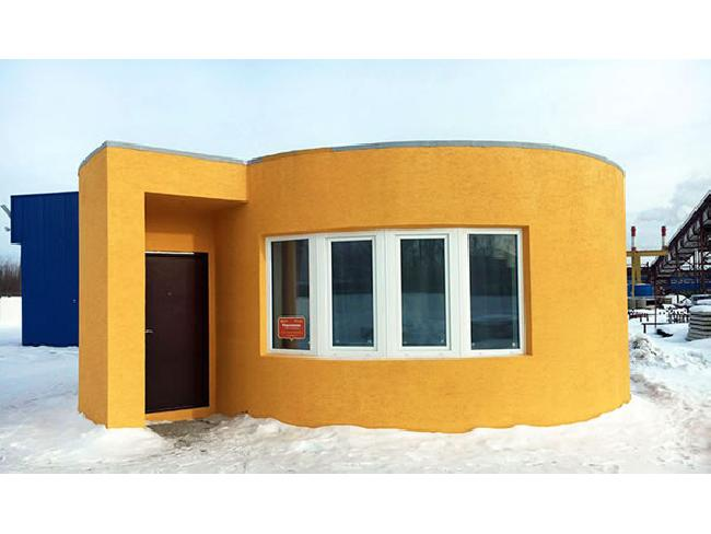 มิติใหม่! 3D Printing สร้างบ้านเสร็จได้ภายใน 24 ชั่วโมง อาศัยอยู่ได้จริง มีอายุการใช้งานยาวนาน 175 ปี