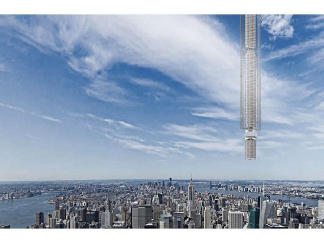 [ที่สุดในโลก] บริษัทอเมริกาผุดไอเดียสร้างตึกห้อยไว้กับดาวเคราะห์น้อย ตอบโจทย์ผู้ชื่นชอบความสูง