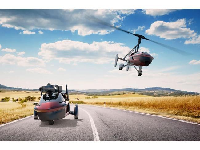 PAL-V Liberty รถยนต์บินได้สัญชาติเนเธอร์เเลนด์ เตรียมวางขายเชิงพาณิชย์ ปี 2018 เริ่มต้น 13.7 ล้านบาท
