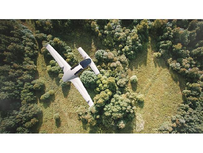 Lilium รถยนต์ไฟฟ้าบินได้คันแรกของโลก สามารถเดินทางและทำความเร็วสูงสุด 300 กิโลเมตร