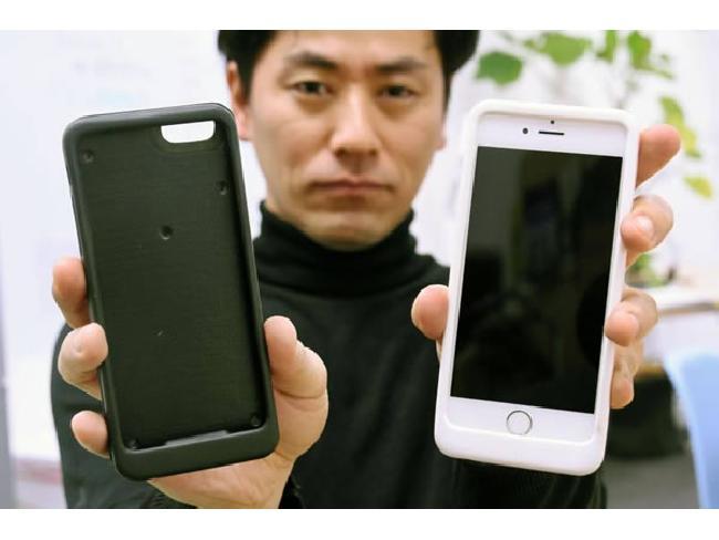 บริษัท Momo คิดค้นเคส Otomos ทำงานร่วมกับแอพฯ สำหรับป้องกันเด็กติดสมาร์ทโฟน หวังลดอุบัติเหตุ