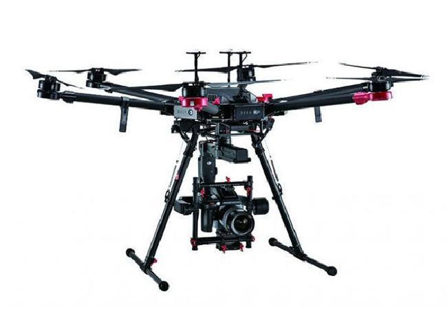 [ที่สุดในโลก] DJI และ Hasselblad จับมือพัฒนาโดรนพร้อมกล้องบันทึกภาพความละเอียด 100 ล้านพิกเซล