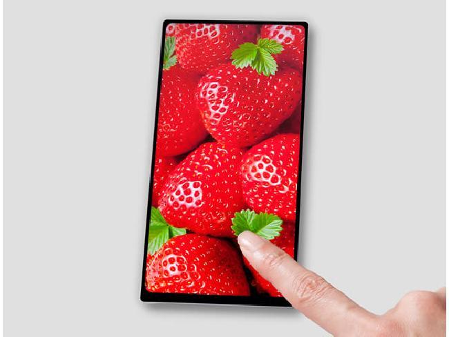 JDI ประกาศผลิตแผงจอแอลซีดี Full Active สำหรับใช้งานบนสมาร์ทโฟนขอบบางเฉียบ