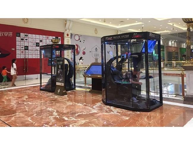 ไม่ต้องเดินถือของ! ห้างสรรพสินค้าในประเทศจีนเปิดตัว ห้องพักผ่อนสำหรับสามี ระหว่างภรรยาช้อปปิ้ง