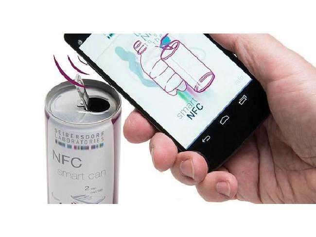 Smart NFC ฉลากอัจฉริยะแค่เปิด NFC แตะกับผลิตภัณฑ์อาหาร ข้อมูลทั้งหมดจะโชว์ขึ้นหน้าจอสมาร์ทโฟนทันที