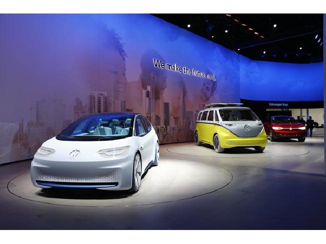 Volkswagen วางแผนผลิตรถยนต์ขับเคลื่อนด้วยไฟฟ้าทั้งหมด 300 รุ่นภายในปี 2030