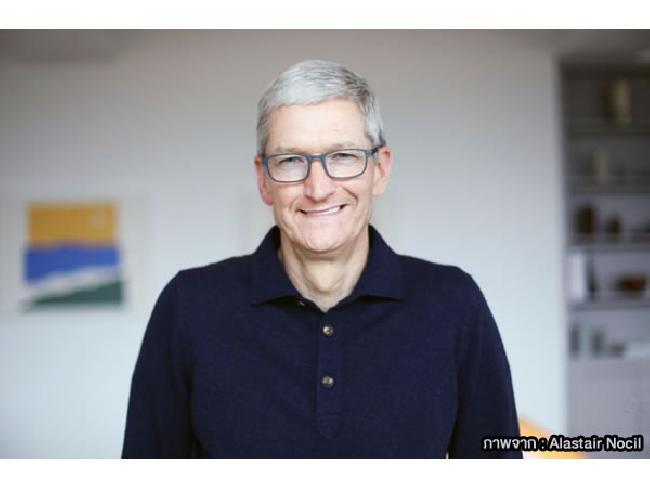 [บทสัมภาษณ์จาก Vogue] Tim Cook กล่าวถึงเทคโนโลยี AR ว่ามีความสำคัญต่อบริษัทมากเพียงใด