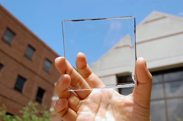 แผงโซลาร์เซลล์โปร่งใส คลื่นลูกใหม่ของพลังงานสะอาดในอนาคต