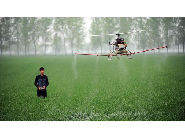 [กรณีศึกษา] นำเทคโนโลยีมาประยุกต์ในภาคเกษตรกรรมด้วยการใช้ Drone ลดระยะเวลา รวดเร็ว ปลอดภัย
