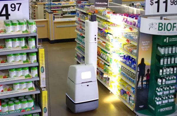 เข้าสู่ยุคเครื่องจักร! Walmart นำร่องทดสอบหุ่นยนต์สแกนสินค้าบนชั้นวาง รายงานผลแบบเรียลไทม์