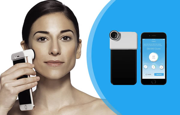 Neutrogena ยกระดับการดูแลผิวยุคใหม่ด้วย SkinScanner เคส iPhone สแกนผิวหน้าแบบพกพา