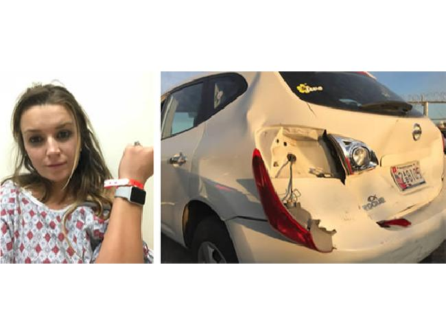 นาฬิกา Apple Watch ช่วยชีวิตแม่ลูกจากอุบัติเหตุรถชน