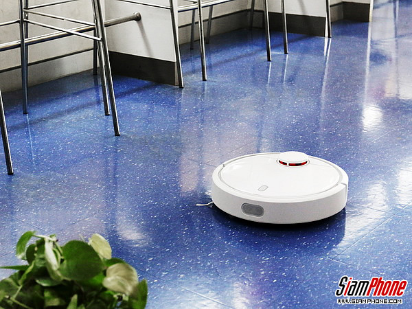 Xiaomi Mi Robot Vacuum สุดยอดหุ่นยนต์ดูดฝุ่นอัจฉริยะ ขับเคลื่อนเองเพียงแค่คลิ๊กเดียว แถมบ้านสะอาดเหมือนมีเวทมนต์
