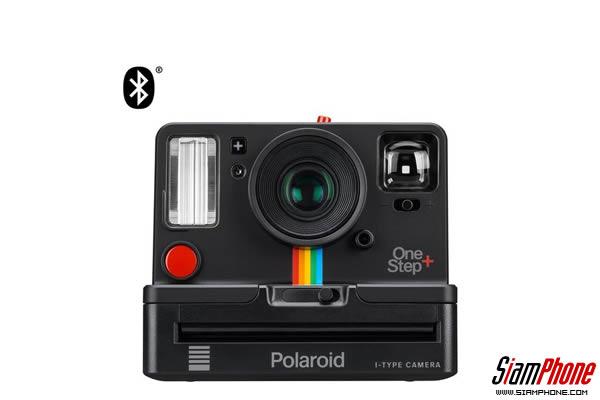 Polaroid เปิดตัว OneStep+ กล้องโพลารอยด์พร้อมฟีเจอร์เชื่อมต่อกับแอพสมาร์ทโฟนผ่าน Bluetooth