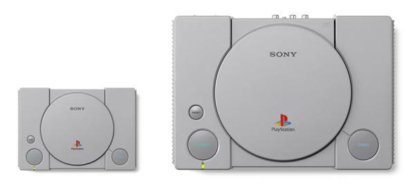 ย้อนวันวานสู่อดีต! Sony เปิดตัวเครื่องเล่น PlayStation Classic พร้อม 20 เกมส์ยอดฮิต