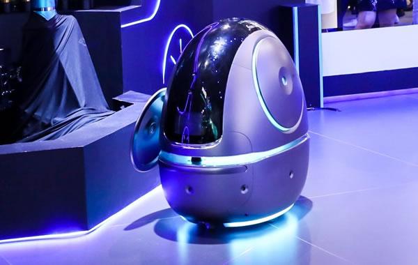 Alibaba เปิดตัวหุ่นยนต์สมองกล AI โต้ตอบตรงประเด็น เสิร์ฟอาหารเครื่องดื่มถึงห้องได้ เตรียมนำไปใช้ที่โรงพยาบาล