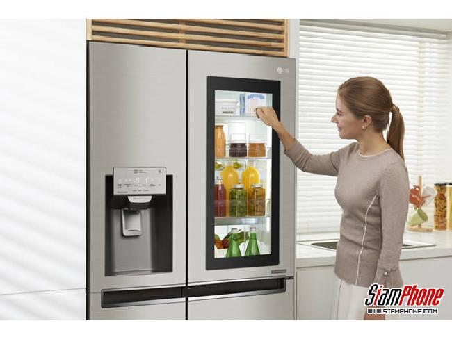 นวัตกรรมของตู้เย็นบานกระจกที่สามารถเคาะเพื่อดูด้านในได้ ช่วยรักษาความสดใหม่ของอาหารให้นานขึ้นได้อย่างไร