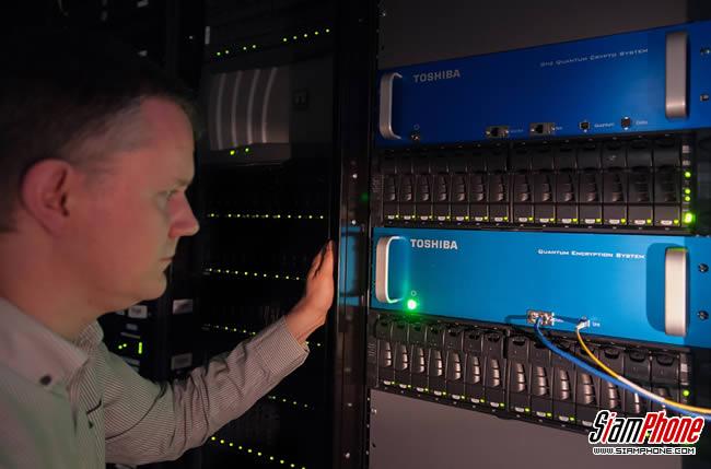 การเข้ารหัสเชิงควอนตัม แนวทางการรับมือกับภัยคุกคามทางไซเบอร์ในอนาคต