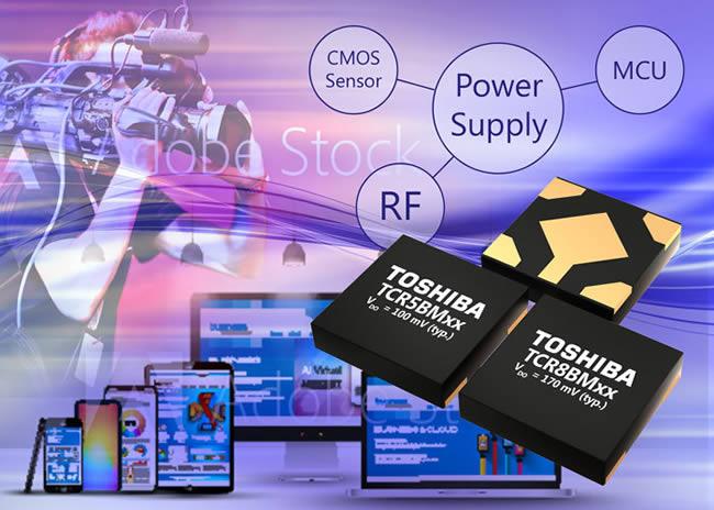 Toshiba เปิดตัวเรกูเลเตอร์แบบ LDO ขนาดเล็กที่กินไฟน้อยลง และช่วยให้อุปกรณ์ที่ใช้แบตเตอรี่ทำงานได้นานขึ้น