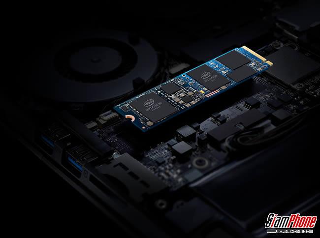 เทคโนโลยี Intel Optane และ Intel QLC NAND ได้มารวมกันในไดรฟ์เดียว