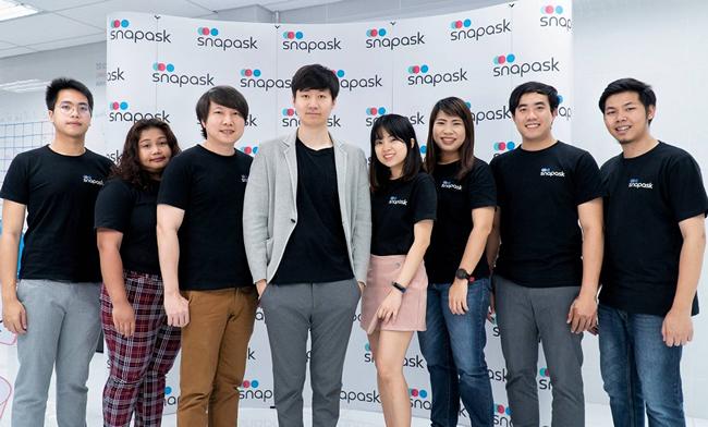 Snapask แอปฯ เพื่อเด็กรักเรียน ขึ้นแท่นสตาร์ทอัพ EduTech อันดับหนึ่ง เดินหน้าดันยอดการใช้งานแตะ 1 ล้าน สิ้นปี