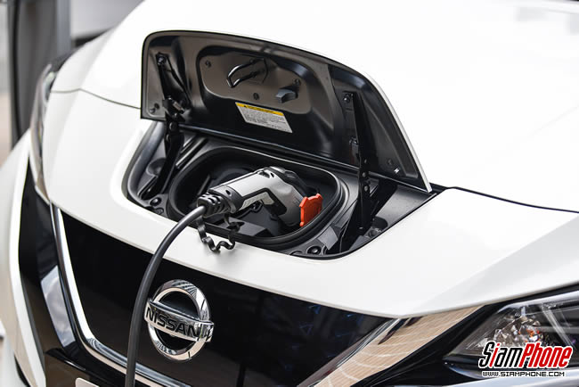 Nissan จับมือ Delta แนะนำมาตรฐานเครื่องชาร์จรถยนต์ไฟฟ้า สำหรับที่อยู่อาศัยครั้งแรกในไทย