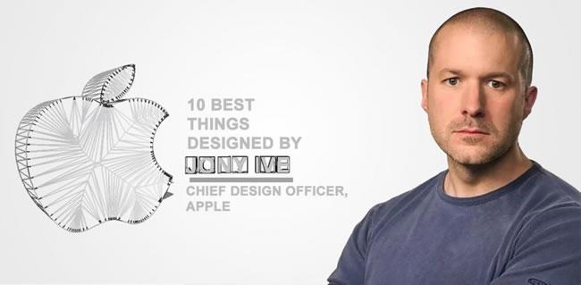 พาชม 10 ผลิตภัณฑ์ Apple ที่นาย Jony Ive ได้เคยออกแบบไว้