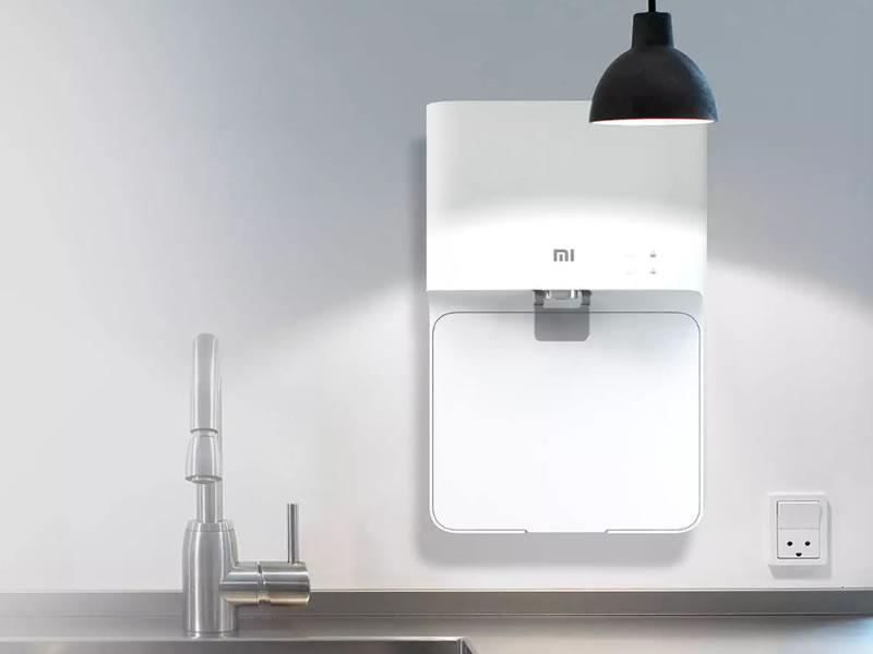 Xiaomi เปิดตัว Mi Smart Water Purifier RO+UV เครื่องกรองน้ำอัจฉริยะ ควบคุมการทำงานผ่านสมาร์ทโฟน