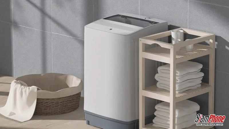 Xiaomi เปิดตัวเครื่องซักผ้า สุดฉลาด ควบคุมง่ายๆ ผ่านมือถือ