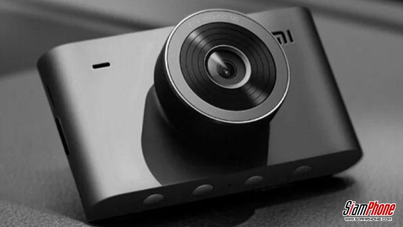 Xiaomi Driving Recorder 2 กล้องติดรถยนต์ ความละเอียด 2K ราคาไม่ถึง 2,000 บาท