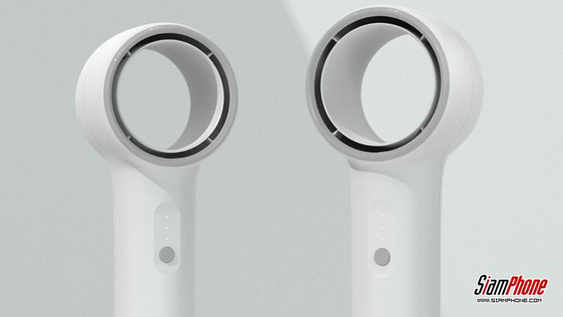 พัดลมไร้สาย Xiaomi Youpin พกพาสะดวก แบตอึด ทรงพลัง!!