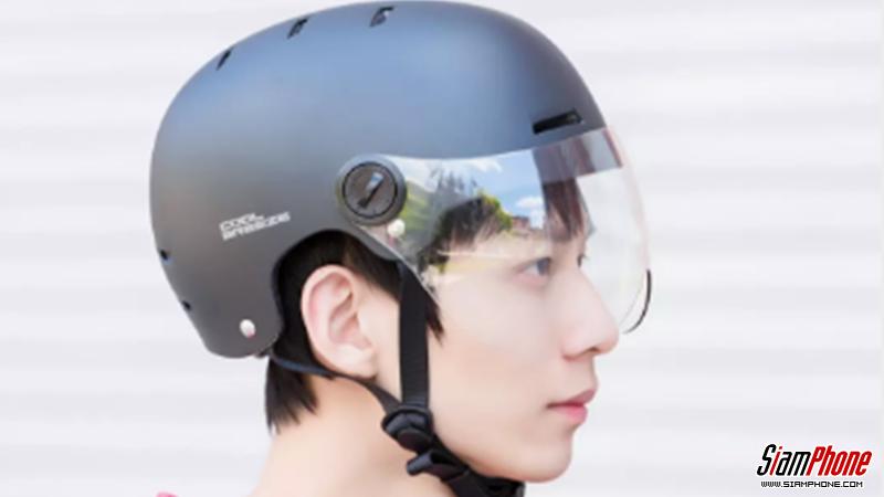 เกินไปแล้ว! Xiaomi เผยโฉม หมวกกันน็อครุ่น HIMO K1 วัสดุแข็งแรงระดับ ABS !!