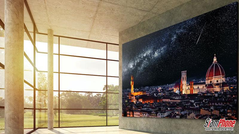 LG หลุด ข้อมูลสมาร์ททีวีสุดเจ๋ง กับรุ่น Micro LED TV หน้าจอสุดกว้าง 163 นิ้ว!!