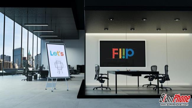 Samsung Flip 2 กระดานอัจฉริยะ ตอบโจทย์คนทำงานยุคดิจิทัล