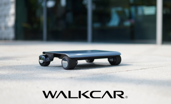 WALKCAR รถฉบับกระเป๋าจาก Cocoa motors เปิดขายทั่วโลกแล้ววันนี้!!
